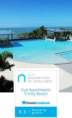 Book Direct -  Vue Trinity Beach Luxury Holiday Apartments