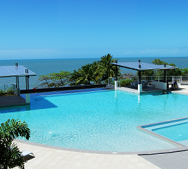 Stunning Ocean Views Vue Trinity Beach Cairns Luxury Apartments