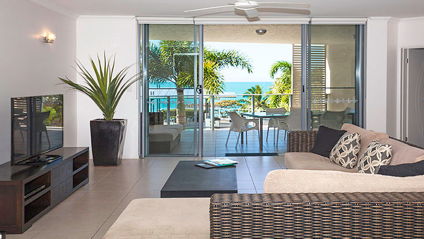 4 Bedroom Apartments Vue Trinity Beach Luxury Apartments