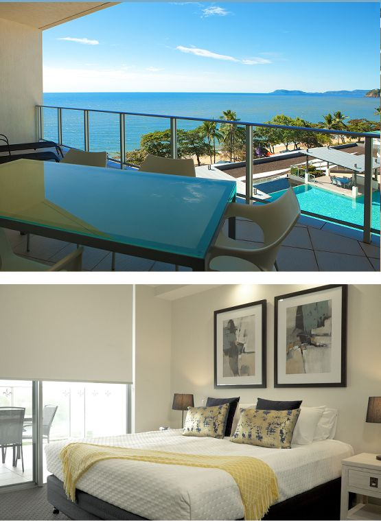 Trinity Beach Cairns 5 Star Luxury Accommodation Beachfront - Vue Trinity Beach